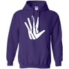 Kl2 Hoodie - Purple - Shipping Worldwide - NINONINE