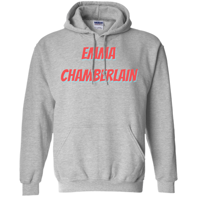 Emma Chamberlain Merch Hoodie - Sport Grey - Shipping Worldwide - NINONINE