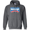 Ihoop Hoodie - Dark Heather - Shipping Worldwide - NINONINE