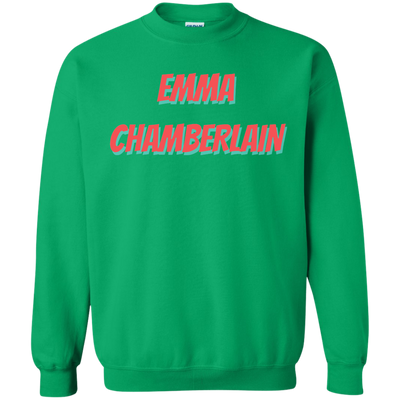 Emma Chamberlain Merch Sweater - Irish Green - Shipping Worldwide - NINONINE