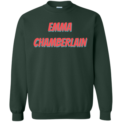 Emma Chamberlain Merch Sweater - Forest Green - Shipping Worldwide - NINONINE