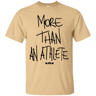 More Than An Athlete Shirt Light - Vegas Gold - Shipping Worldwide - NINONINE