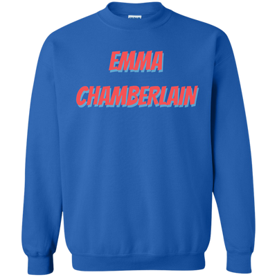 Emma Chamberlain Merch Sweater - Royal - Shipping Worldwide - NINONINE
