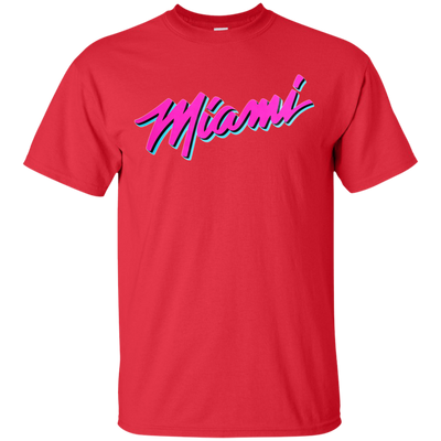 Miami Heat Vice Shirt - NINONINE