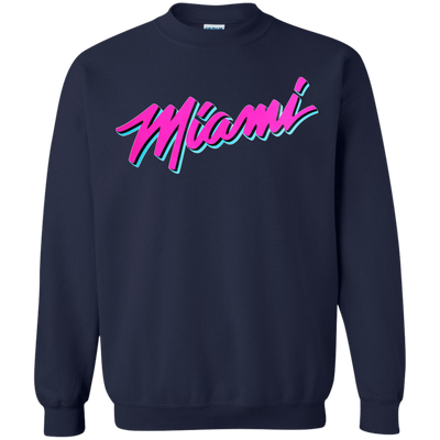 Miami Heat Vice Sweater - NINONINE