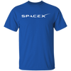 Spacex T Shirt - Royal