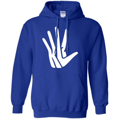 Kl2 Hoodie - Royal - Shipping Worldwide - NINONINE