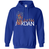 Travis Scott Jordan Hoodie - Royal - Shipping Worldwide - NINONINE