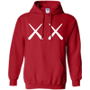 Kaws Hoodie - Red - Shipping Worldwide - NINONINE