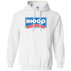 Ihoop Hoodie - White - Shipping Worldwide - NINONINE