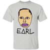 Earl Sweatshirt Merch Shirt - Ash - Shipping Worldwide - NINONINE