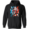 Darling In The Franxx Hoodie - Black - Worldwide Shipping - NINONINE