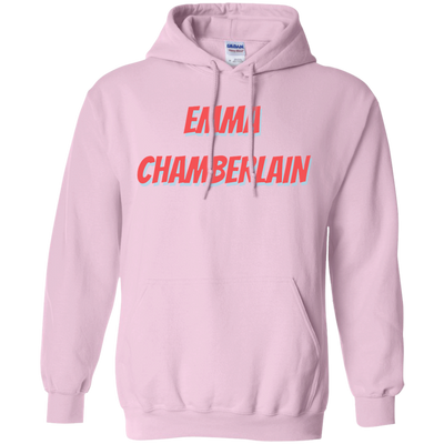 Emma Chamberlain Merch Hoodie - Light Pink - Shipping Worldwide - NINONINE
