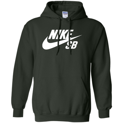 Nike Sb Hoodie - Forest Green - Shipping Worldwide - NINONINE