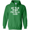 New York Jets Gotham City Hoodie - NINONINE