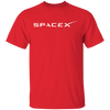 Spacex T Shirt - Red