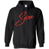 Selena Hoodie - Black - Shipping Worldwide - NINONINE