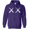 Kaws Hoodie - Purple - Shipping Worldwide - NINONINE