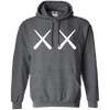 Kaws Hoodie - Dark Heather - Shipping Worldwide - NINONINE