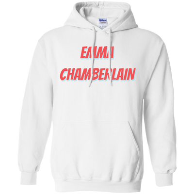 Emma Chamberlain Merch Hoodie - White - Shipping Worldwide - NINONINE