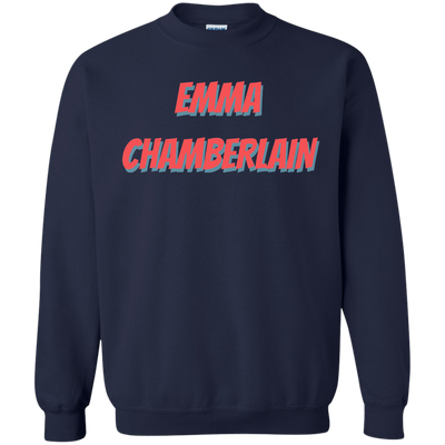 Emma Chamberlain Merch Sweater - Navy - Shipping Worldwide - NINONINE