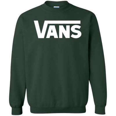Vans Sweater - Forest Green - Shipping Worldwide - NINONINE