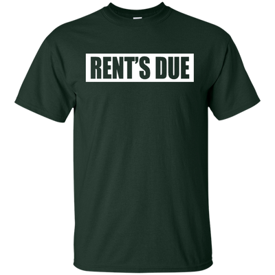 Rents Due Shirt - NINONINE