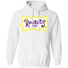 Rugrats Hoodie - White
