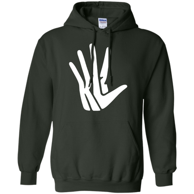 Kl2 Hoodie - Forest Green - Shipping Worldwide - NINONINE