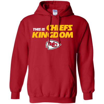 This Is Chiefs Kingdom Hoodie - NINONINE