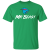 Mr Beast Shirt - Irish Green