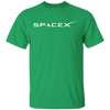 Spacex T Shirt - Irish Green