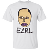 Earl Sweatshirt Merch Shirt - White - Shipping Worldwide - NINONINE