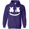 Marshmello Hoodie - Purple - Shipping Worldwide - NINONINE