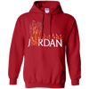 Travis Scott Jordan Hoodie - Red - Shipping Worldwide - NINONINE