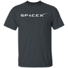 Spacex T Shirt - Dark Heather