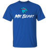 Mr Beast Shirt - Royal