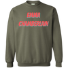 Emma Chamberlain Merch Sweater - Military Green - Shipping Worldwide - NINONINE