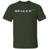 Spacex T Shirt - Forest