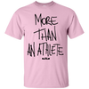 More Than An Athlete Shirt Light - Light Pink - Shipping Worldwide - NINONINE