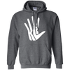 Kl2 Hoodie - Dark Heather - Shipping Worldwide - NINONINE