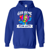 6ix9ine Hoodie - Royal - Shipping Worldwide - NINONINE