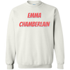 Emma Chamberlain Merch Sweater - White - Shipping Worldwide - NINONINE