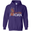 Travis Scott Jordan Hoodie - Purple - Shipping Worldwide - NINONINE