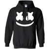 Marshmello Hoodie - Black - Shipping Worldwide - NINONINE
