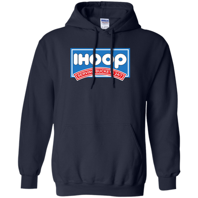 Ihoop Hoodie - Navy - Shipping Worldwide - NINONINE