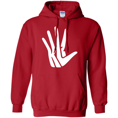 Kl2 Hoodie - Red - Shipping Worldwide - NINONINE