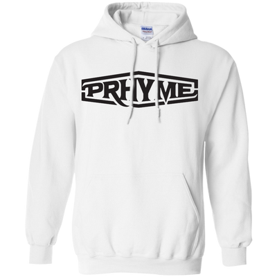 Prhyme Hoodie - White - Shipping Worldwide - NINONINE