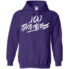 100 Thieves Hoodie - Purple - Shipping Worldwide - NINONINE