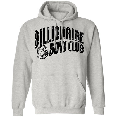 Billionaire Boys Club Hoodie Light - Ash - NINONINE